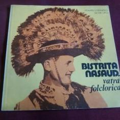 POMPEI STEFANESCU - BISTRITA NASAUD VATRA FOLCLORICA