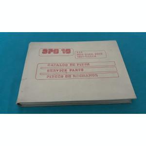 CATALOG DE PIESE ARO 10/ EDIȚIA I-A/1985