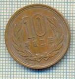 11310  MONEDA - JAPONIA - 10 YEN  - ANUL ?  -STAREA CARE SE VEDE