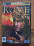 Joc PC Sega Rome: Total War - Alexander PC, Strategie, 12+, Multiplayer