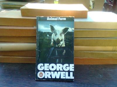 Animal Farm - George Orwell (ferma animalelor) foto