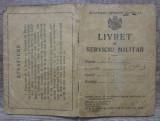 Livret de serviciu militar// 1946