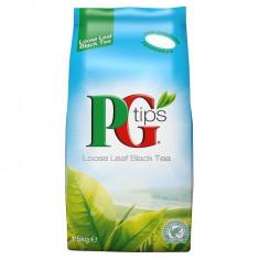 Pg Tips Loose Leaf Black Tea (Ceai Negru Varsat ) 1.5kg