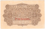 Bancnota 25 bani 1917 BGR