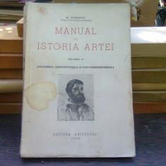 Manual de istoria artei - G. Oprescu vol.IV