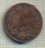 11322 MONEDA - ITALIA - 50 CENTESIMI - ANUL 1861 M -STAREA CARE SE VEDE, Asia