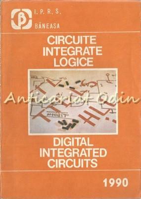 Circuite Integrate Logice. Digital Integrated Circuits - Ing. D. Cracea foto