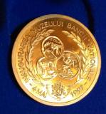 Muzeul Bancii Nationale - Medalie Superba - in cutia originala