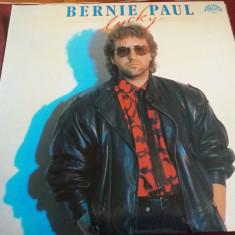DISC  VINIL BERNIE PAUL