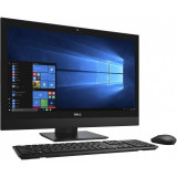 Sistem All in One Dell OptiPlex 7450 23.8 inch Full HD Intel Core i7-7700 8GB DDR4 1TB HDD Windows 10 Pro Black