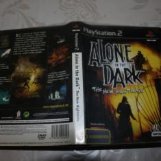 [PS2] Alone in the dark - The new nightmare - joc original Paystation 2