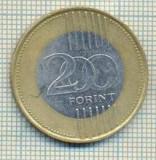 11313 MONEDA - UNGARIA - 200 FORINT - ANUL 2009 -STAREA CARE SE VEDE, Asia