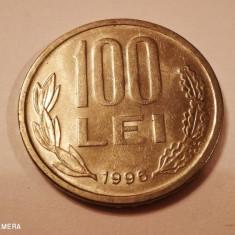 ROMANIA  100 lei 1996