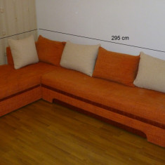 Canapea stofa