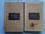 VALLES - JACQUES VINGTRAS vol 1 si 2, 1956