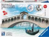 Puzzle 3D Podul Rialto 216 piese, Ravensburger