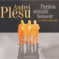 Pardon, scuzați, bonsoir (audiobook)