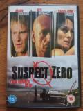 Suspect Zero , DVD subtitrat in romana, sony pictures