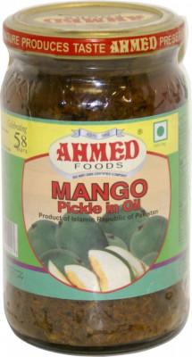 AHMED Mango Pickle (Muraturi de Mango) 330g foto