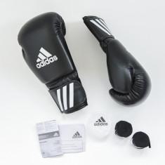 Manusi Box Adidas 8 oz cu Fase si Proteza - Noi si Originale