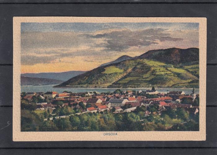 ORSOVA   VEDERE   GENERALA    EDITURA  HUTTERER G. ORSOVA