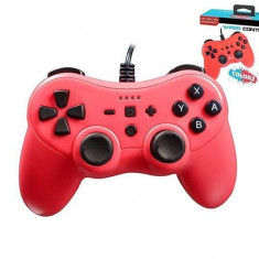 Controller Wired Red Nintendo Switch