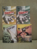 CHANGI/TAI PAN-JAMES CLAVELL (4 VOL)