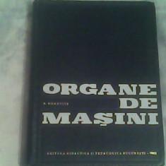 Organe de masini-B.Horovitz, Alta editura, Petru Dumitriu