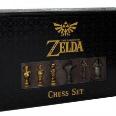 Joc The Legend Of Zelda Collector S Edition Chess Set