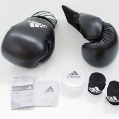 Manusi Box Adidas 14 oz cu Fase si Proteza - Noi si Originale