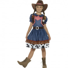 Costumatie Cowgirl 4-6 ani - Carnaval24