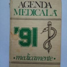Agenda Medicala '90