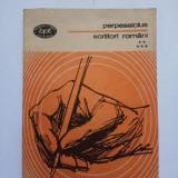 Perpessicius - SCRIITORI ROMANI  vol. 5