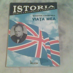 Viata mea-Winston Churchill