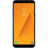 Smartphone Samsung Galaxy A6 Plus 2018 A605FD 64GB 4GB RAM Dual Sim 4G Blue, 6'', 16 MP, Octa core