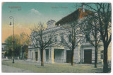 4286 - SIBIU, Theatre, Romania - old postcard - used - 1930, Circulata, Printata