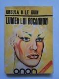 URSULA K.LE.GUIN LUMEA LUI ROCANNON 1990