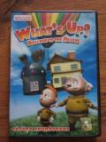 What's Up? Balloon to the resque, Casuta zburatoare  , DVD dublat in romana