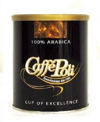 Cafea macinata Arabica 100% 250 gr CaffePoli foto