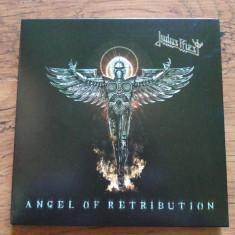 Judas Priest - Angel of Retribution CD + DVD, editie cartonata