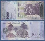 Venezuela 2017 - 1000 bolivares UNC