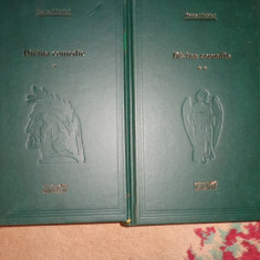 Dante - Divina comedie ( infernul paradisul purgatoriul /traducere George Cosbuc