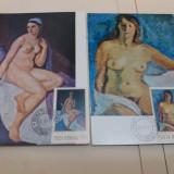 Maxima-Nud- Iosif Iser+Camil Ressu