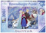 Puzzle Frozen 100 piese xxl, Ravensburger
