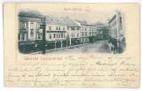 3762 - TIMISOARA, Romania, Litho - old postcard - used - 1899, Circulata, Printata