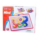 Joc tip mozaic tip peg Yizki Toys Mind, 304 piese