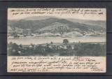 ORSOVA   VEDERE   GENERALA    CLASICA    CIRCULATA, Printata