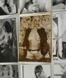 Lot 9 fotografii cu tematica pornografica, sexy, nud , +18 perioada RSR