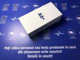 Samsung A6 PLUS NOU , Gold , 32GB , Factura & Garantie 24 Luni !, Auriu, Neblocat