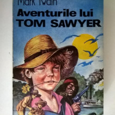 Mark Twain – Aventurile lui Tom Sawyer